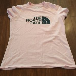 The North Face standard fit women's size M tee